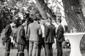 Männergruppe im Gespräch, Freie Trauung Insel Reichenau